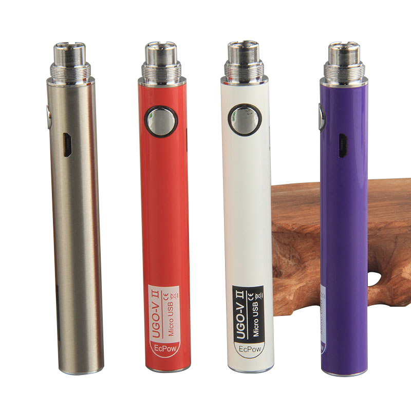 Fast Shipping Rechargeable Cartridges 510 Oil VAPES <strong>Batteries</strong> 650mah 510 Thread UGO <strong>V2</strong> <strong>Battery</strong> VAPE PEN