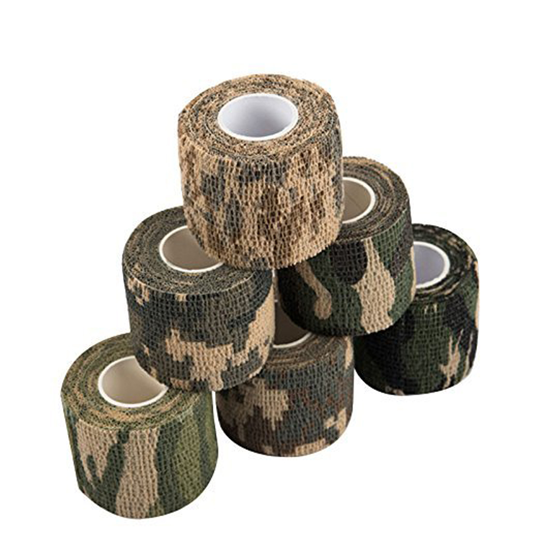 EONBON Free Samples Self-Adhesive Protective Camouflage camo tape
