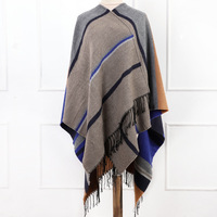 Wholesale Warm Winter Poncho low price high quality poncho for women