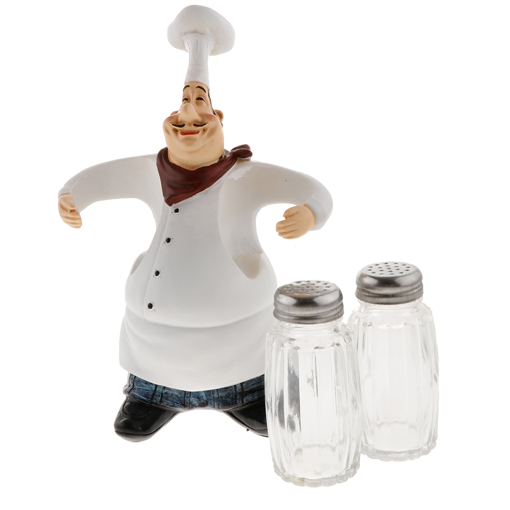 Italian Chef Figurine Chef Statue Ornament For Counter Top Kitchen Restaurant Decor Furnishing Crafts Desktop Decor Figurines Miniatures Aliexpress