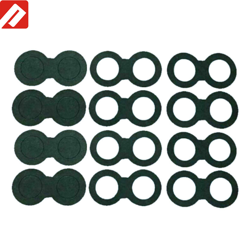 0.3mm Thickness Insulation Highland Green Barely Tape Fame Retardant Adhesive Paper Rolls