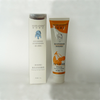 OEM/OBM whitening anti spot facial cleanser