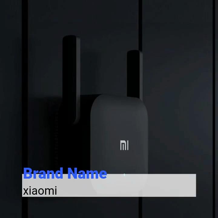 Xiaomi 300Mbps 2.4G Mở Rộng Roteador Khuếch Đại Tín Hiệu Mi Wifi Repeater Pro