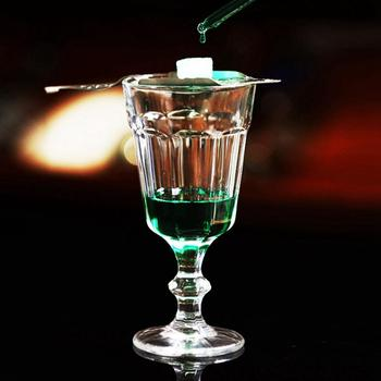 Crystal Office Water Cups Absinthe Glass For Absinth