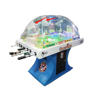 Coin operated Battle Soccer Game foosball table