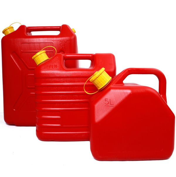 Bleu lessence le diesel Jerrican de 20 l pour le carburant