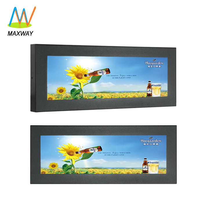 Ultra Wide Screen 14.9 Inch Ultra-Wide Membentang Bar Tipe TFT LCD Display Monitor Produsen