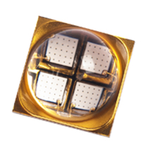 3 W 275nm 280nm UV LED SMD 6565 dengan 60 MW Radiant Flux