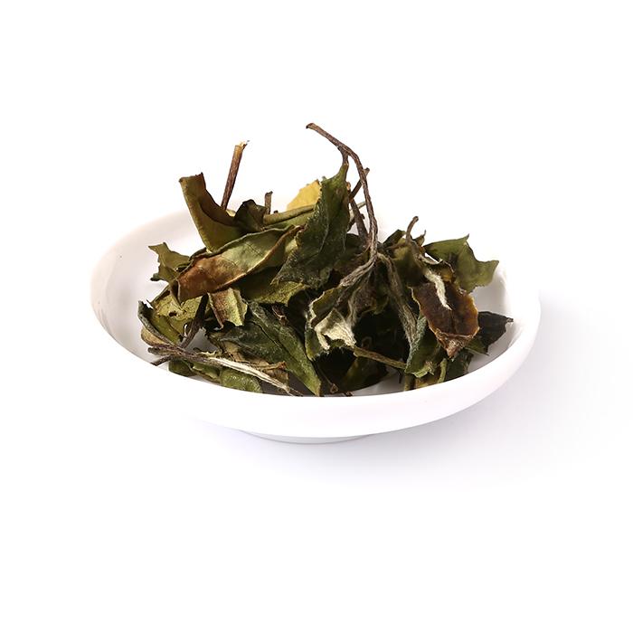 Refined Organic High Grade White Peony Bai Mu Dan White Tea - 4uTea   4uTea.com