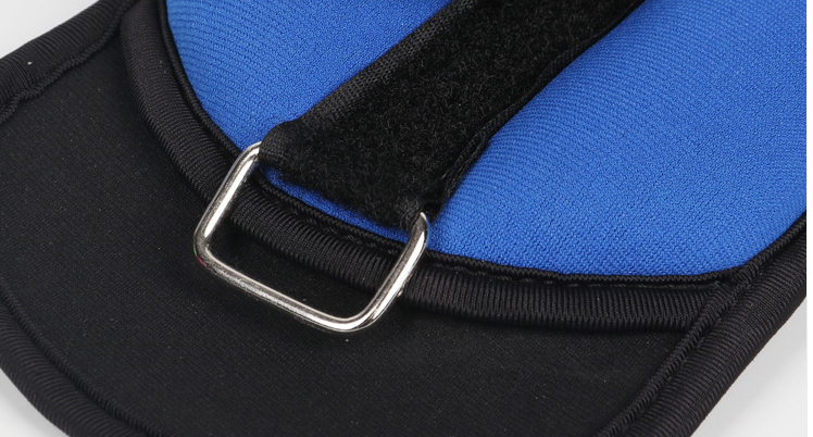 Wholesale Soft Adjustable Ankle Weights 2kg