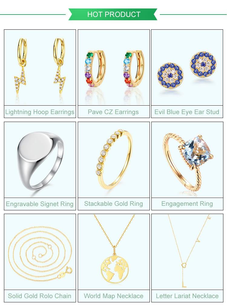 Vierkante eenvoudige 925 sterling zilver groen nano-zirkoon engagement ring mode fijne sieraden