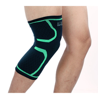 2020 New Design Wholesale knee compression support sports knee sleeve brace