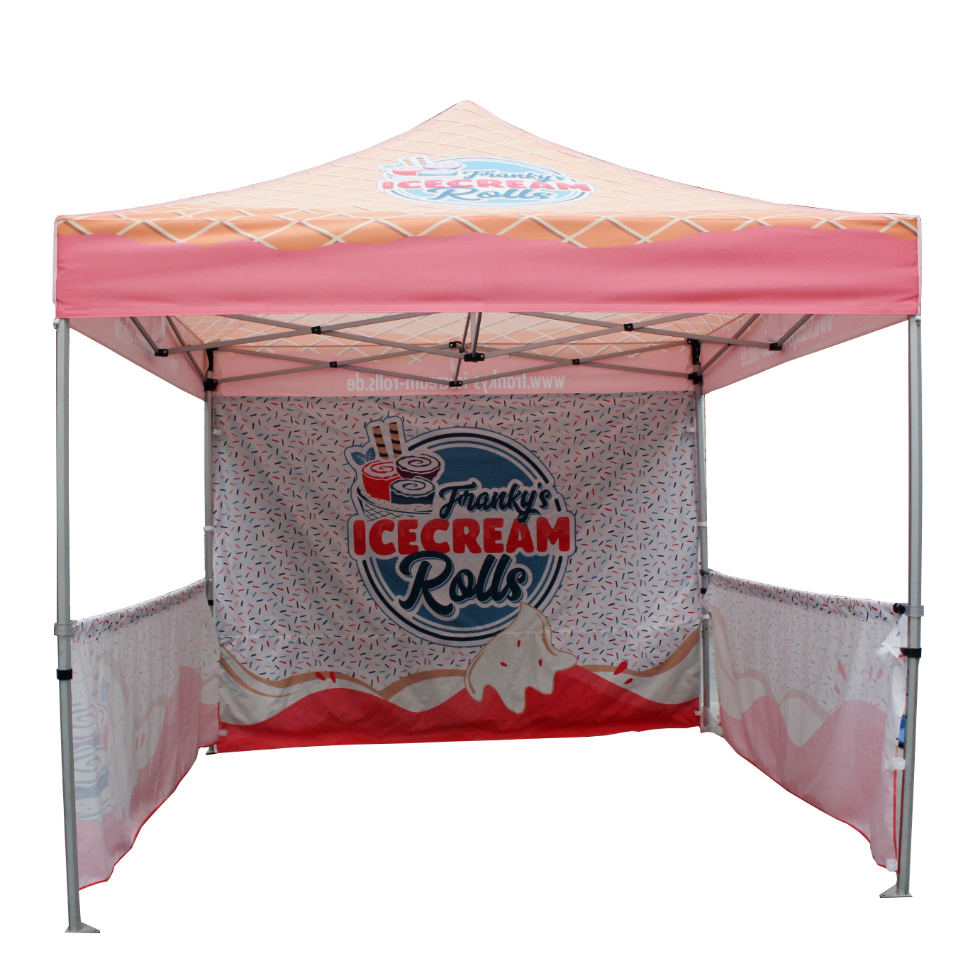 Shop outdoor <strong>trade</strong> show folding 10x20ft pop up tent with aluminium frame