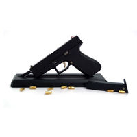 Collectable Pistol DIY Model Plastic Alloy Toy Gun