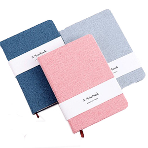 Wholesale cheap custom logo printing exercise notebook for school students
