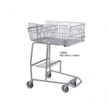 70L Special Shopping Cart custom design shopping trolley
