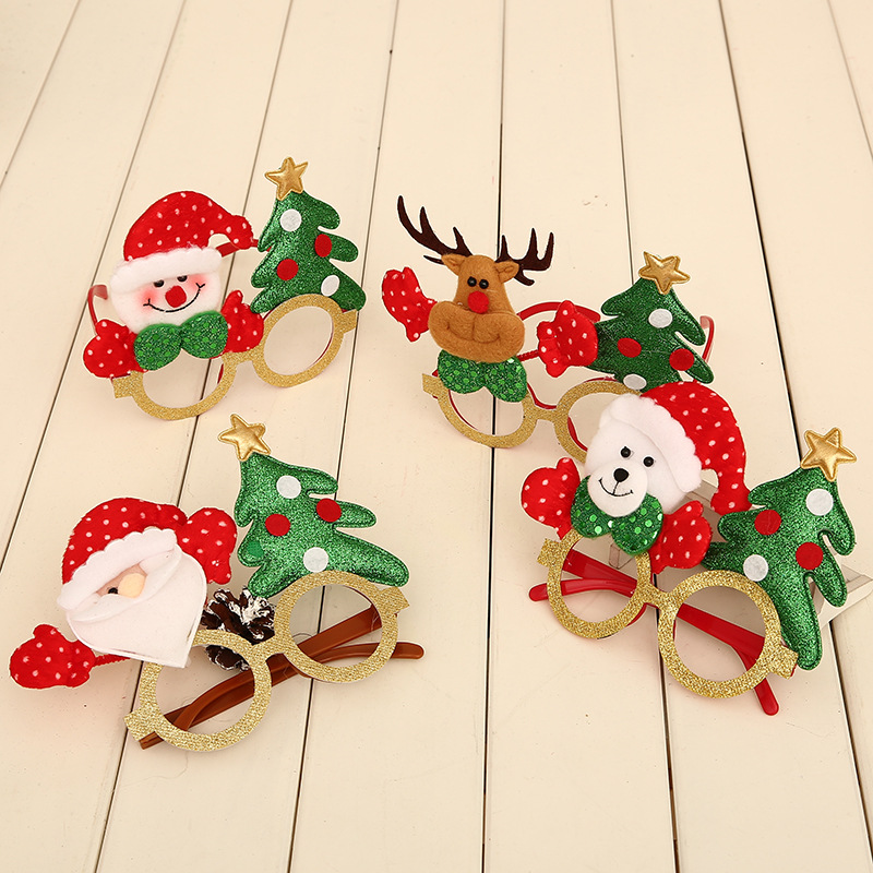 Cloverclover Falda de /árbol de Navidad Blancanieves de Peluche Decoraciones de /árboles de Navidad Alfombra navide/ña Cubierta de pie de /árbol de Navidad