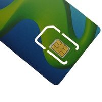 4G LTE 128k Milenage Programmable USIM SIM Card