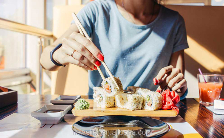 Chinese-stijl totaal promotionele kid eetstokjes voor outdoor reizen