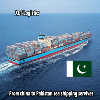 Cheap sea freight from China to to Pakistan by china freight forwarder shipping company