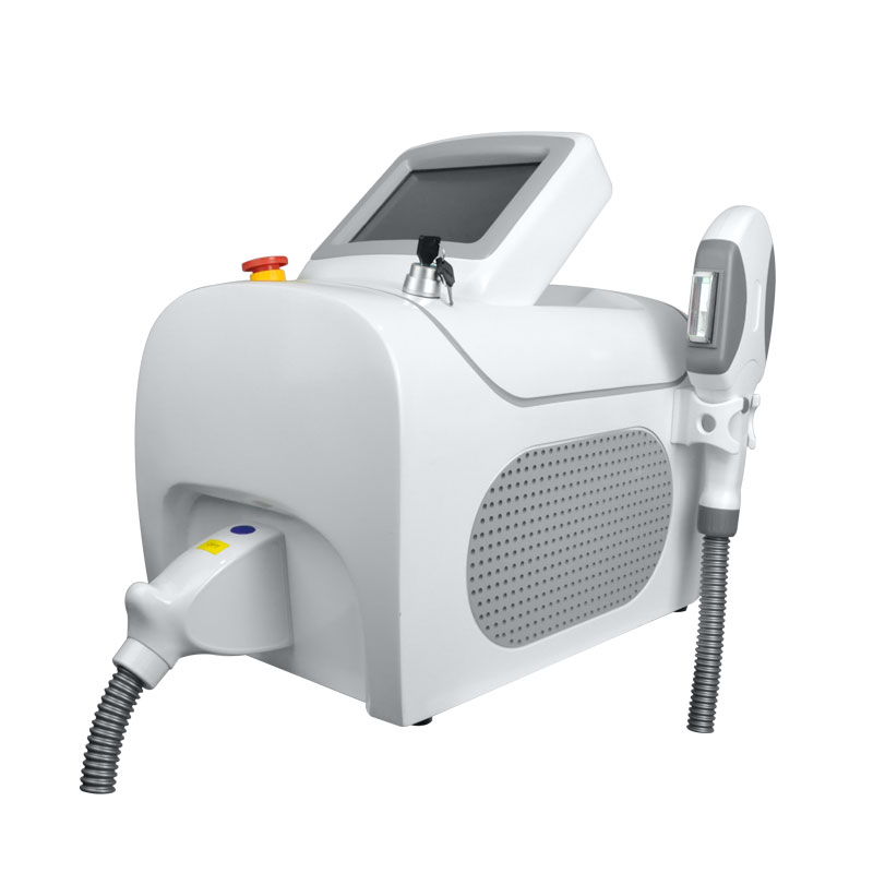 IPL hair removal and skin machine