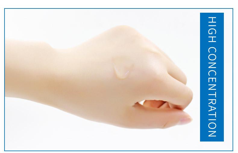 Haute Qualité Peau Rajeunissement Solution D'acide Hyaluronique essence de Beauté pour fille 100ml