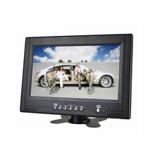 9 Inci Mobil Monitor TV ATSC Isdb Portable Digital TV Monitor