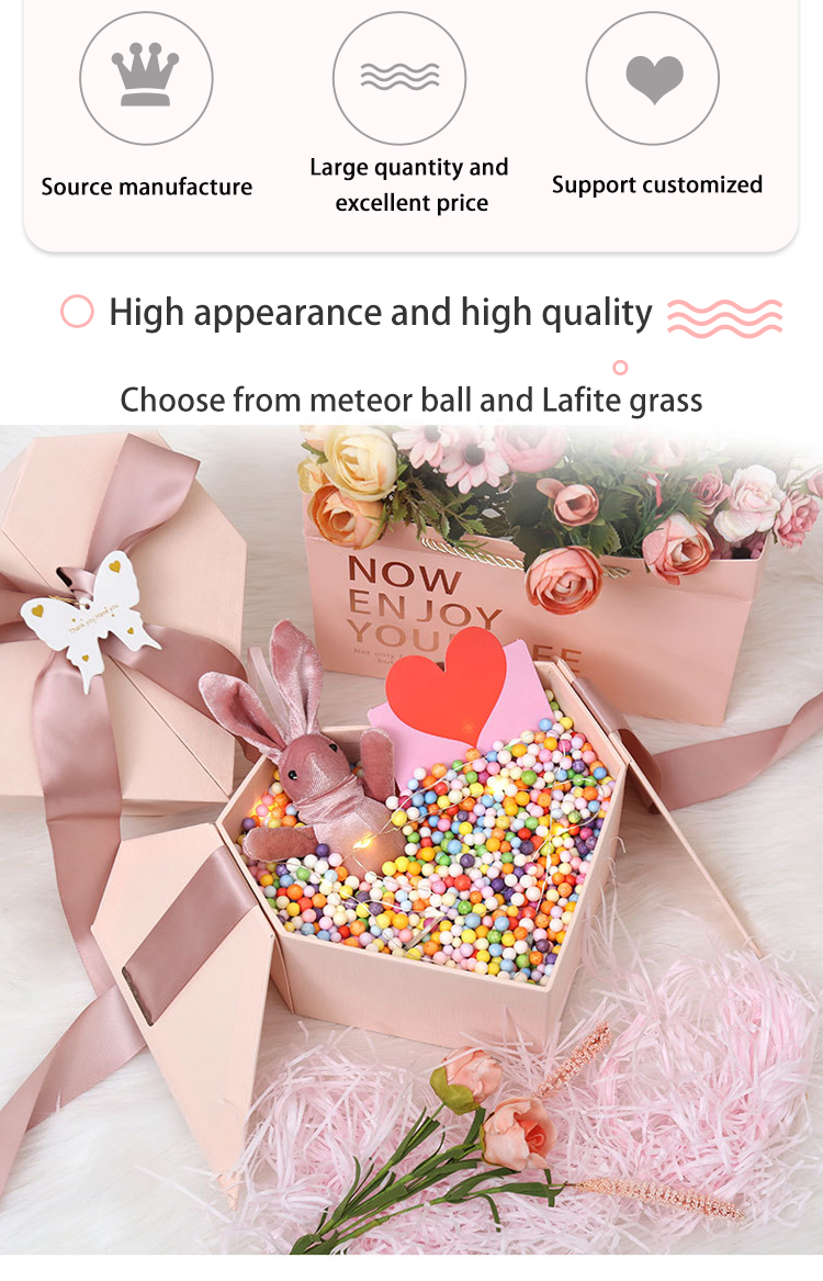 product-Dezheng-Pink heart-shaped gift boxes for birthday-img-3