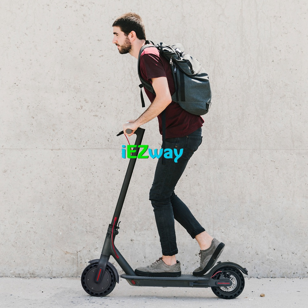 2020 Products Alibaba 8.5 inch USA Warehouse IP65 Waterproof Folding Adult Kick Mobility Electric Scooter