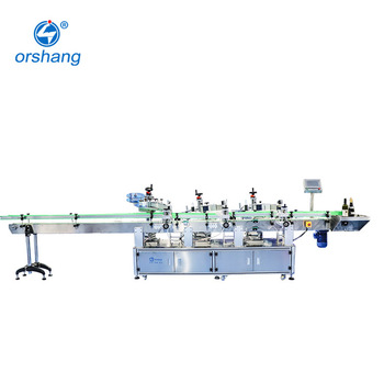 Automatic online printing and apply system labeling machine with German Avery printer