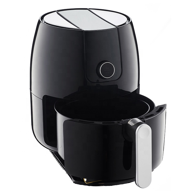 As Seen On Tv Multifunction Stainless Steel Touch Screen Pressure Cooker Air Deep Fryer Without Oil