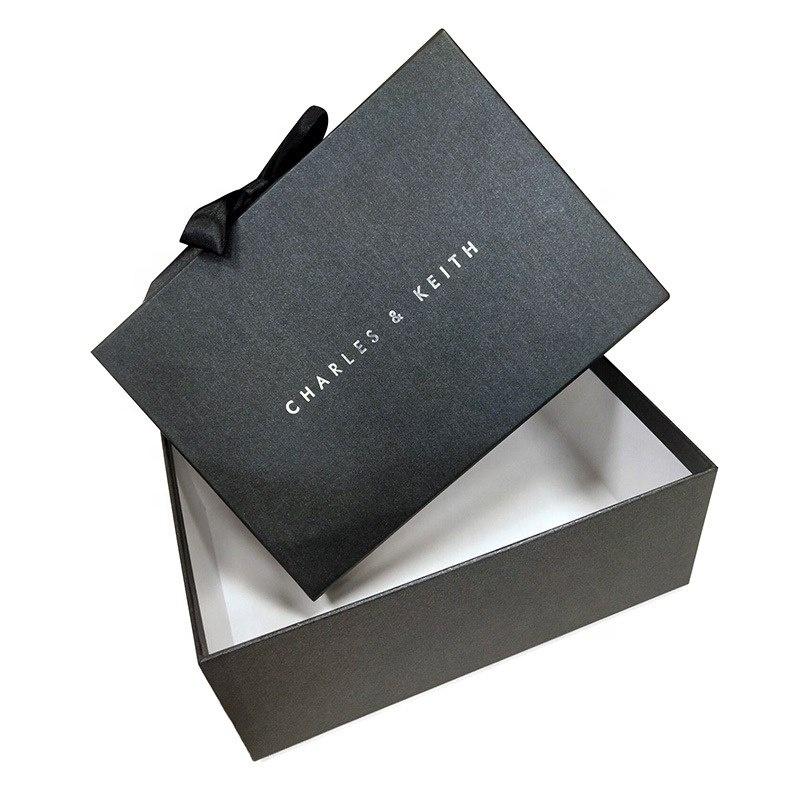 Good Quality Cardboard paper OEM ck women Suitcases bags packaging boxes for ladies handbags