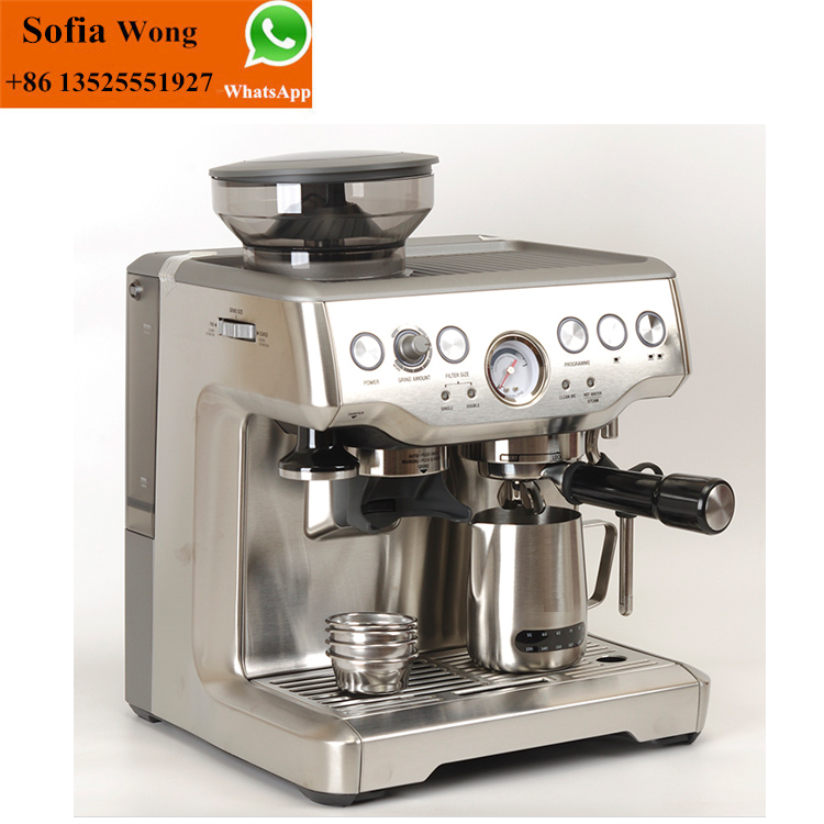 espresso coffee machine/home coffee maker/commercial coffee making machine