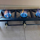 3 Burners gas stoves gas cooker portable burner gas stove