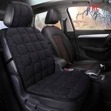Универсальный чехол для автомобильных сидений, теплые плюшевые чехлы для автомобильных сидений, набор подушек для зимних, осенних, весенни...(Китай)