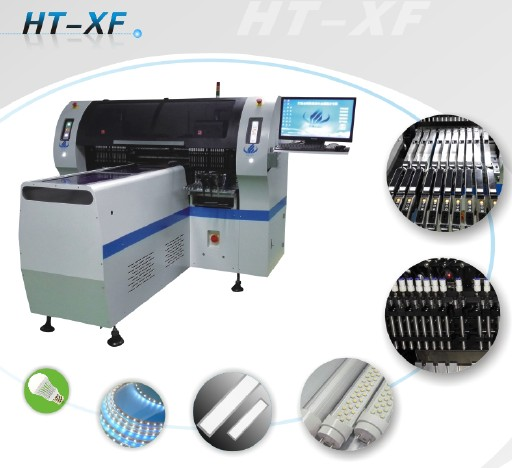 Jaguar High Speed Pick and Place Machine for LED Strip