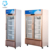 High Quality Custom Logo drink display counter  cooler  fridge