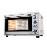 45L Unit7 kitchen appliances home oven baking bread electric digital toaster oven