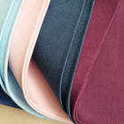 China wholesale woven 100% cotton brushed twill fabric for cloth