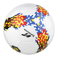 Supwind China machine sewed Soccer ball/football/futbol PVC football size 5