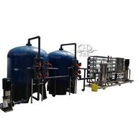 Chinese high efficiency 25000L/h factory water filter system direct ro di water system industrial deionized water