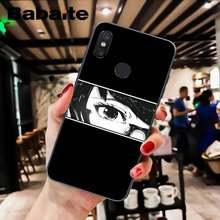 Babaite Эстетическая аниме красивая девушка в морском стиле глаза ТПУ чехол для телефона для xiaomi6 MIX2 note3 redmiK20 7 xiaomi8 SE redminote4 note5 5A(Китай)