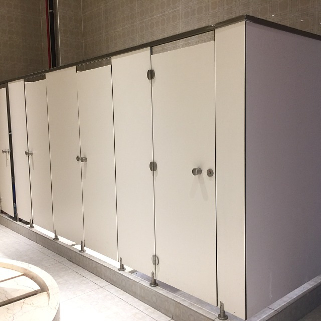 hpl toilet cubicle