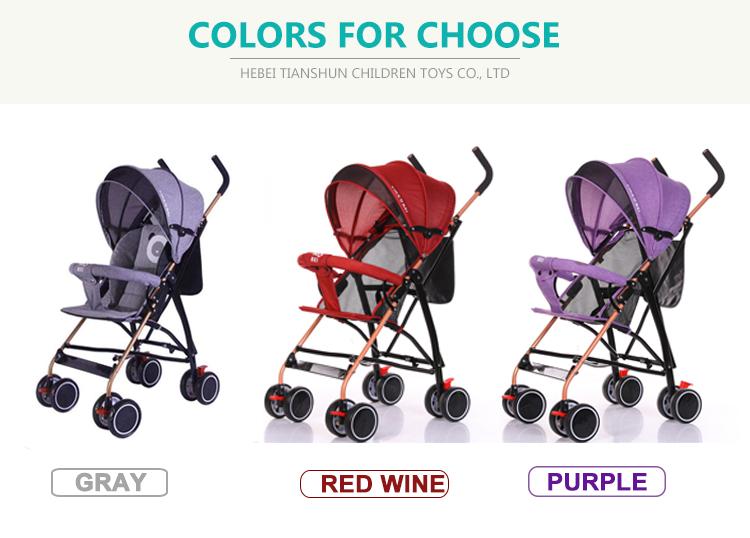 2019 bebek ürünleri katlanabilir bebek arabası 3 in 1