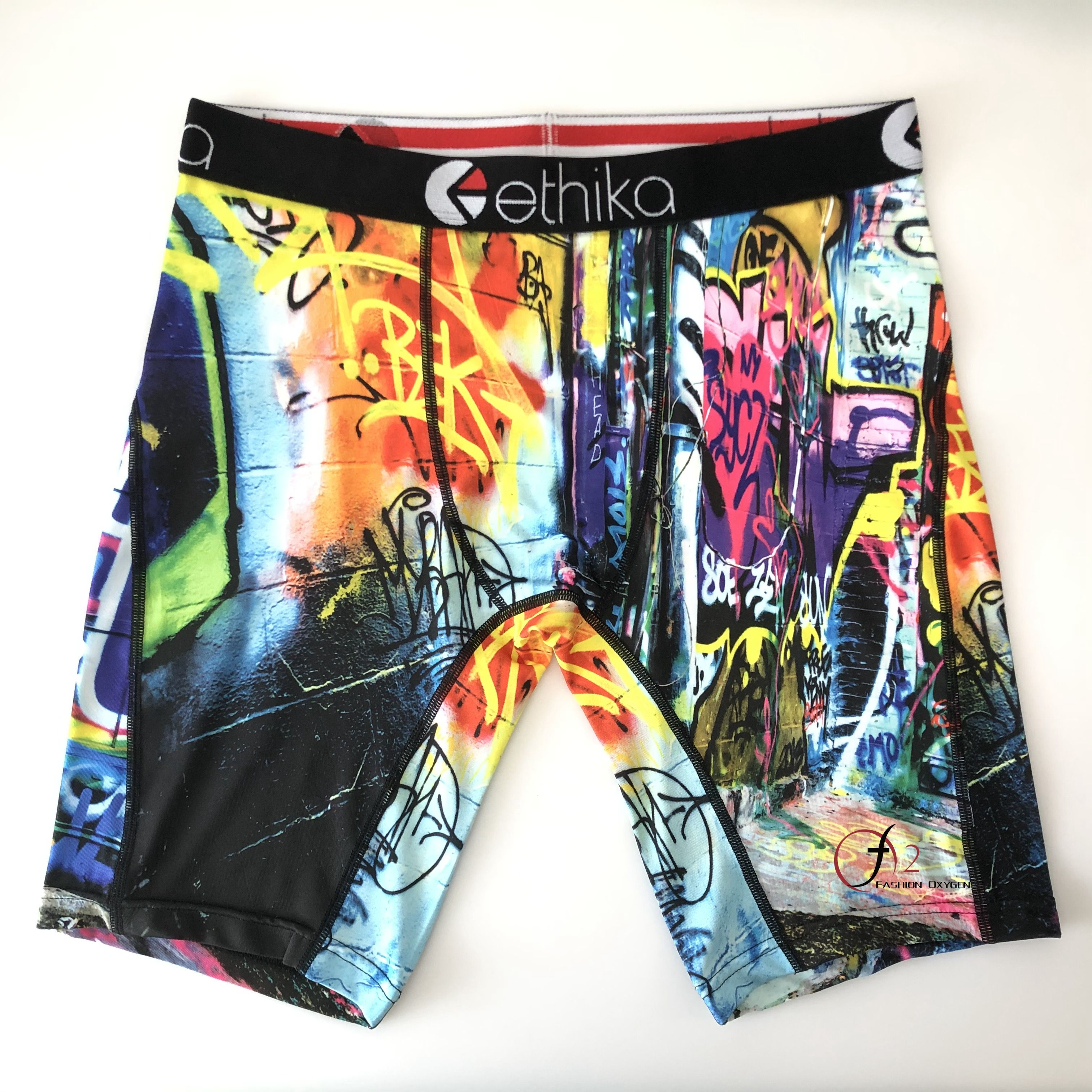 OEM Limited styles Graffiti art underwear 3 inch or 5 inch shorts <strong>men</strong> culture <strong>boxer</strong> <strong>briefs</strong> man most popular underwear <strong>for</strong> <strong>mens</strong>