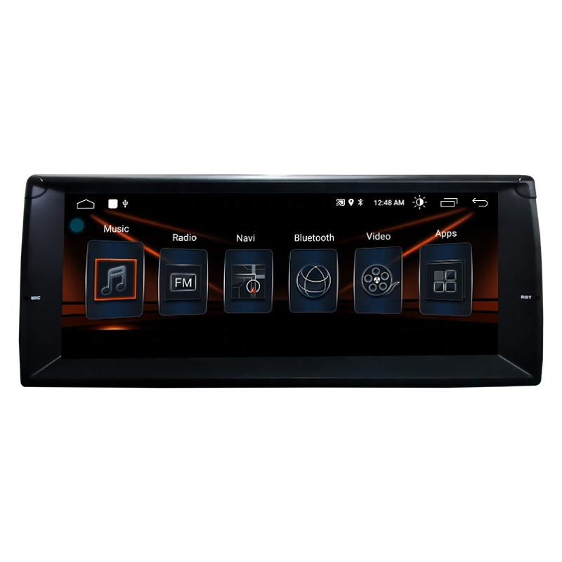 Android 10 Car DVD PLAYER For BMW X5 E53 M5 5 Series E39 GPS stereo audio navigation multimedia screen Stereo Radio head unit