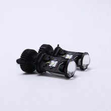RR 35w Super Power Mini H4 Led Projector Lens 6000k Biled Projector Koplamp Voor Alle Auto