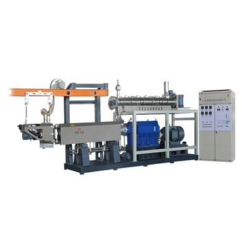 2014 Automatic slanty corn flakes making machine production line