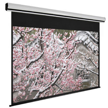 "Future Screens 180"" 16:9 Wall Mount Household remote control automatic lifting electric projection screen Home Theater"