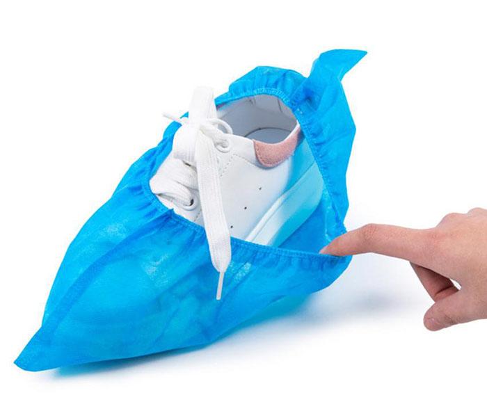 使い捨て不織布防塵 Schuhschutz Einweg 靴ブーツカバー